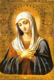 Почитание Божией Матери поставило точку в истории