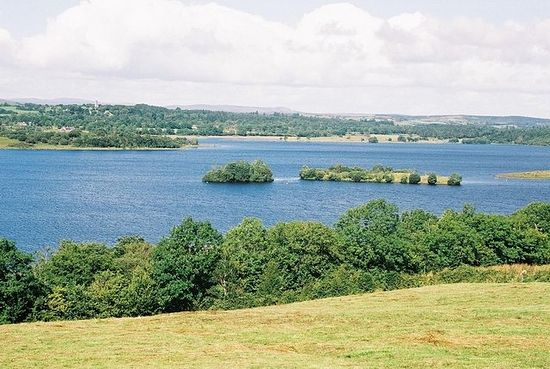 A view over Lower Lough Erne