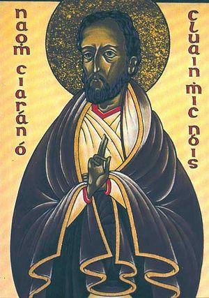 Saint Kieran of Clonmacnoise