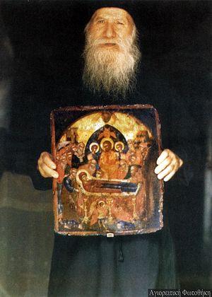 Преподобный Порфирий