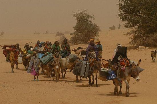 Христиане Северного Судана, опасаясь преследований, покидают родину и бегут в Южный Судан