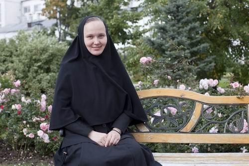 Монахиня Елисавета (Позднякова)