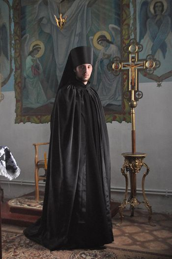 Иеромонах Августин (Монастырев)