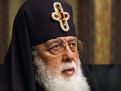 Катoликос-Патриарх Илия II: Буду просить Господа, чтобы Он дал силу народу