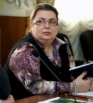 Нина Стерликова