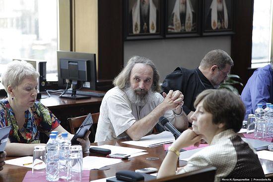 Алексей Иванович Сидоров, доктор церковной истории, профессор