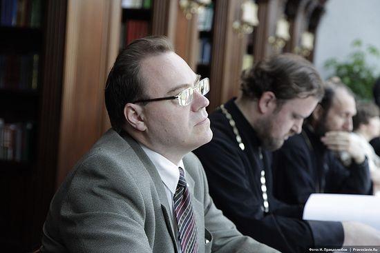 Павел Владимирович Кузенков, доцент, кандидат исторических наук