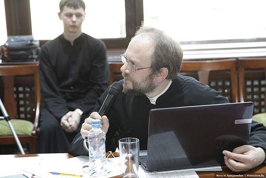 Диакон Василик Владимир, кандидат филологических наук, кандидат богословия