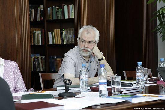 Александр Николаевич Ужанков, доктор филологических наук, кандидат культурологии