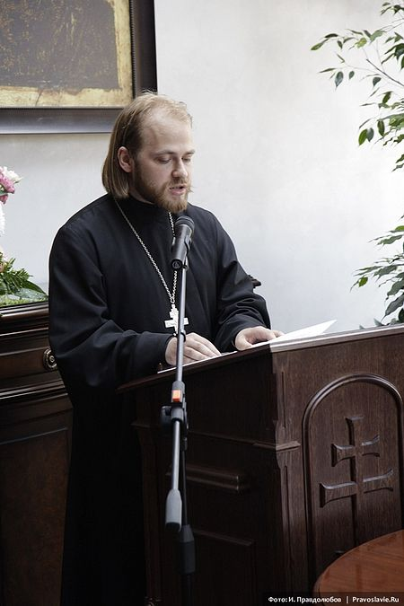 Иерей Петр Михалев