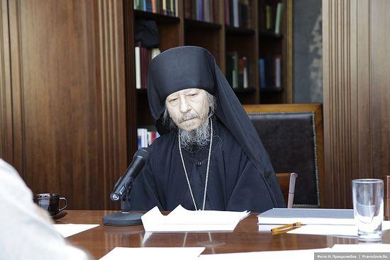 Иеромонах Иов (Гумеров), кандидат философских наук, кандидат богословия