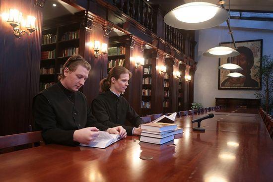 Библиотека СДС. Фото: Monasterium.Ru