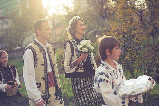 Свадьба в Румынии. Фото: pure-romania.com