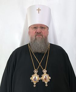 Metropolitan Ilarion of Donetsk and Mariupol