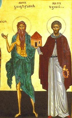 Святые Гвидфарх и Тизилио