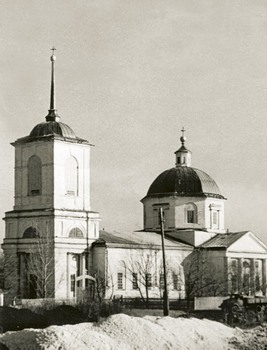 Вознесенский храм в Аркадаке, советские годы