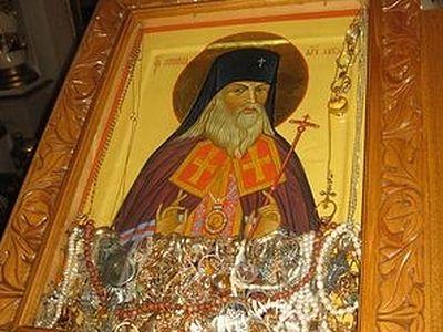Протоиерей Алексий Гомонов: «От иконы святителя Луки сразу же начались чудеса»