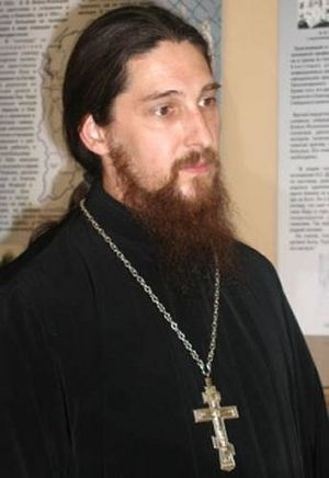 Priest Dimitry Shishkin