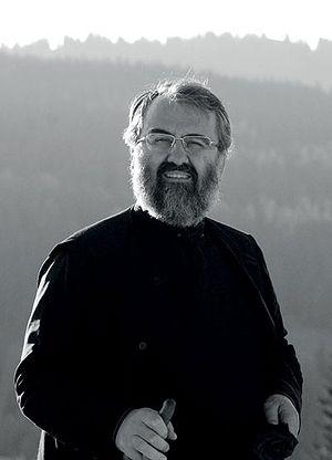 Отец Константин Коман