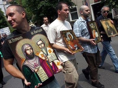 «Не будем похотливы на зло»: Болгарская Церковь против гей-парада в Софии