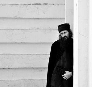 Monk John. Photo: Mikail Timofeyev.