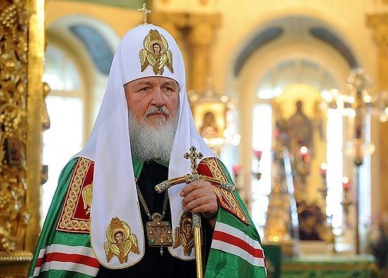 But why of anything russian patriarch assf