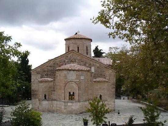 Монастырь святого Георгия Армас