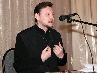Протоиерей Алексий Лисняк о русской деревне и некультяпистой дребедени