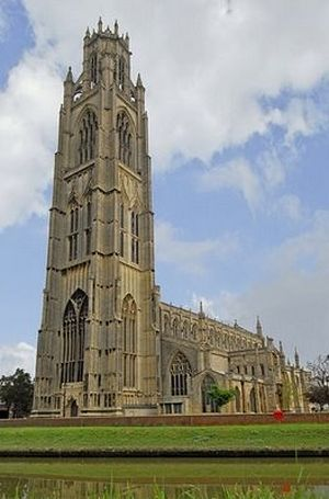 St. Botolph's Church in Boston, Lincolnshire