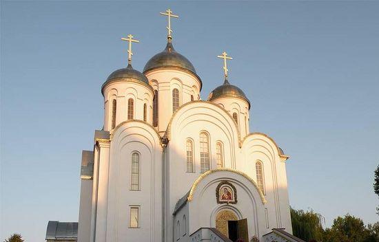 Тернопольский собор Веры, Надежды, Любви и Софии.