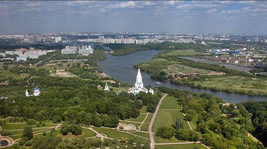 Музея-заповедник «Коломенское»