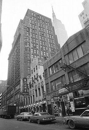 Нью-Йорк в 1974 году