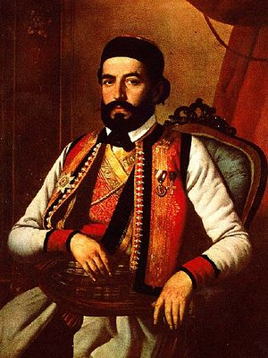 Митрополит Петр II Петрович Негош