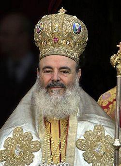 Архиепископ Афинский и всей Эллады Христодул (Параскеваидис)