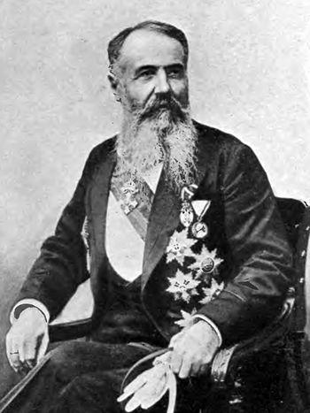 Претседник српске владе Никола Пашић