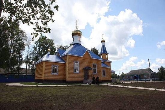 Новый храм.Фото: prav.tatarstan.ru