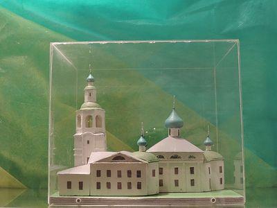 Вологда: Храмы, которых больше нет, можно увидеть на выставке «Ожившая старина»