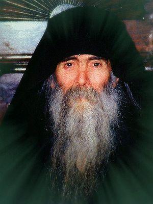 Схимонах Панарет Филофейский