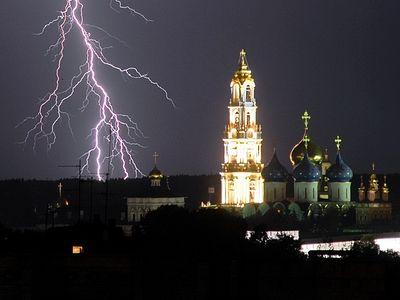 Новые чудеса преподобного Сергия Радонежского