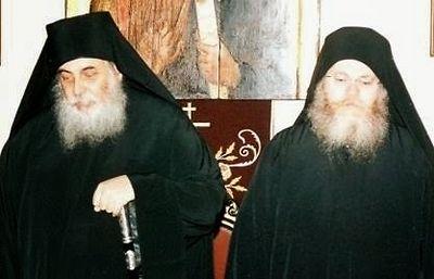 Старец Георгий и отец Ефрем
