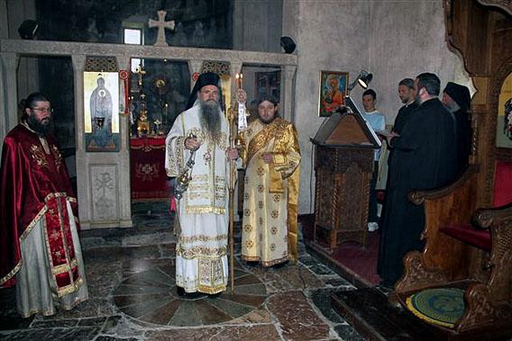 На празник Светих мученика Романових