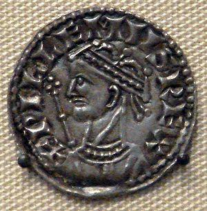 Монета Вильгельма Завоевателя
