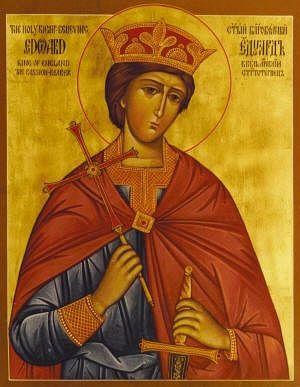 Святой король Эдуард-Мученик