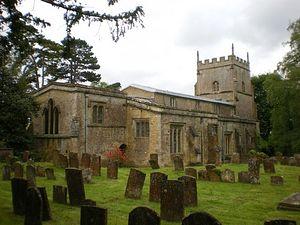 St. Kenelm's Church in Enstone, Oxfordshire