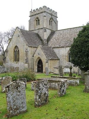 St. Kenelm's Church in Minster Lovell, Oxfordshire