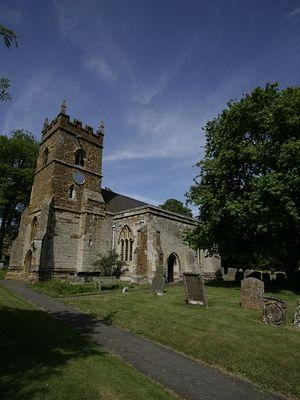 St. Kenelm's Church in Upton-Snodsbury, Worcs