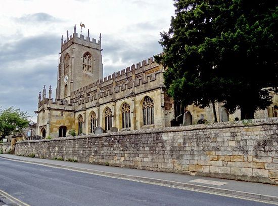 St. Peter's Church, Winchcombe, Glos
