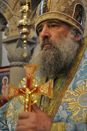 Митрополит Руставский Иоанн (Гамрекели)