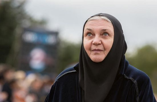 Инокиня Ольга (Гобзева). Фото: ИТАР-ТАСС / vm.ru