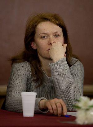 Юлия Сысоева. Фото: taday.ru